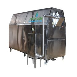 KWIK Composter for Industrial Canteens