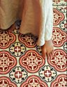 Ceramic Handmade Floor Tiles
