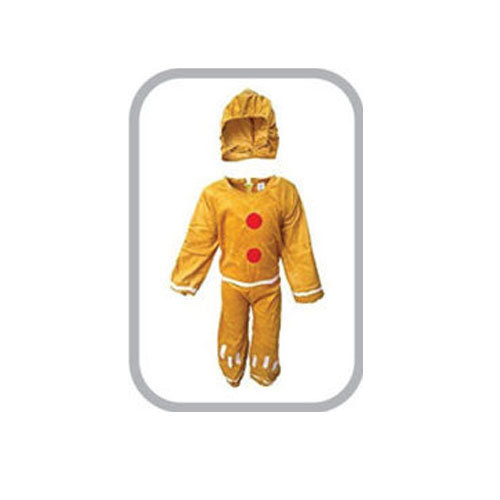 Food Item Costume - Gingerbread Man Costume Wholesale Trader from