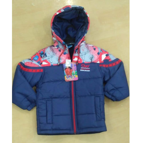 Kids Boy Casual Wear Winters Jacket