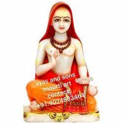 Adi Guru Shankaracharya Marble Statue