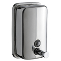 Horseway Silver Stainless Steel Soap Dispenser - 500ml