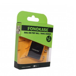 Fonokase Dual USB Port Mobile Charger