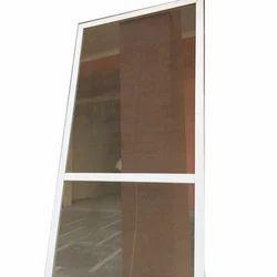 Hinged UPVC Mosquito Net Door