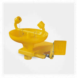 S Protection Safety Shower Wall Mounted