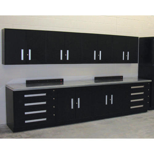 Wooden Modular Cabinet Solid Wood
