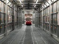 NWS 2BT Vehicle Washing System