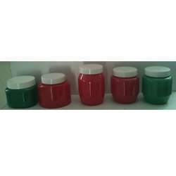 Hair Cream Jars