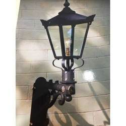 Cast Iron Bracket Lantern