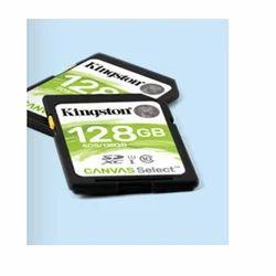 Kingston Canvas Select SD Card 16 GB