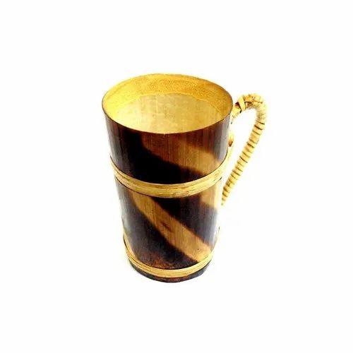 BAMBOO COFFEE MUG 400 ML