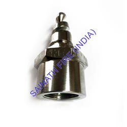 Hollow Spiral Jet Nozzles