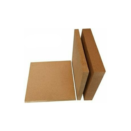 Brown Rectangle Furness Alumina Tile, Thickness: 25-40mm