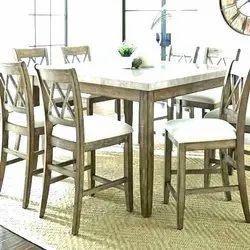 Cushion Restaurant Table & Chair