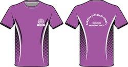 Violet Sports Dress