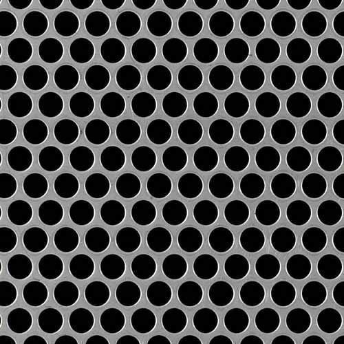Perforated Sheet at Rs 75 /square feet | Perforated Sheet - Sri ...