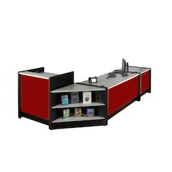 Mild Steel Library Issue Counter