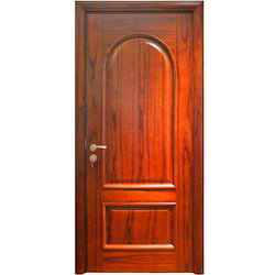 Teak Wood Interior Door
