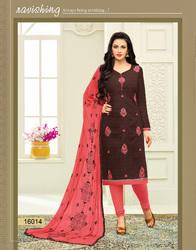 Cotton Work Salwar Suit