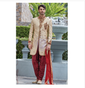 Mens Celebrants Indowestern Suit