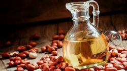 Cold Pressed Groundnut Oil, Packaging Type: Bottle