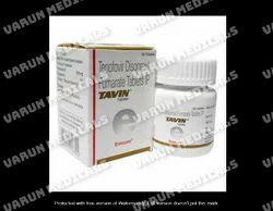 Tavin (Tenofovir disoproxil fumarate (300mg)