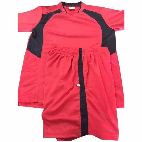 Red Sports Dress