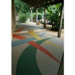 Designer Decorative Floor Coating