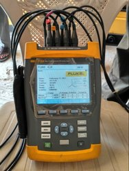 Electrical Harmonic Analysis Power Quality Audit, for Industrial