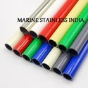 Stainless Steel Coloured Pipes