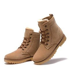 Brown Ladies Boots, Size: 5-8
