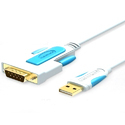 USB 2.0 To Db9 Rs232 Cable 3 Meter