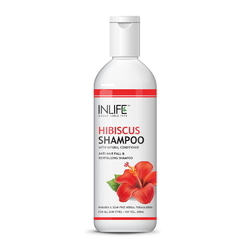 INLIFE Hibiscus Shampoo, For Personal, Pack Size: 200ML