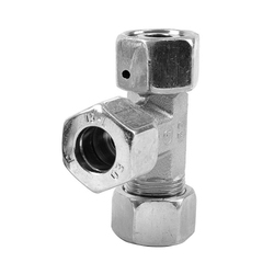 Ermeto Tube Fittings for Structure Pipe, Size: 3/4 inch