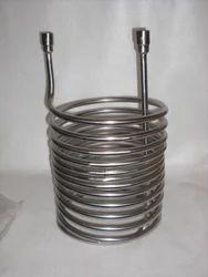 Industrial Titanium Cooling Coil