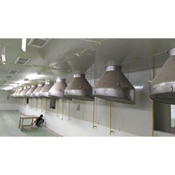 WCSIPL Industrial Kitchen Ventilation System