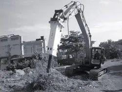 Rock Breakers For Excavators