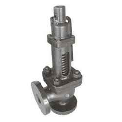 Cast Iron Spring Loaded Valve, Packaging Type: Box, Size: 2 Inch