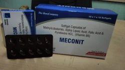 Meconit  Soft Gelatin Capsules