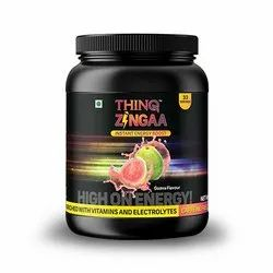 Thinq Zinga ( Guava ) Energy Drink, Packaging Size: 1 Kg, Packaging Type: Hdep Bottle