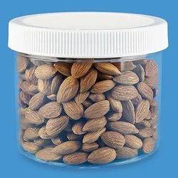 Plastic Plain Knurling Jar Cap