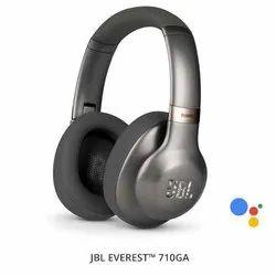 Black Over The Head JBL Everest 710GA Wireless Over-ear Headphones, 264.5 Gm