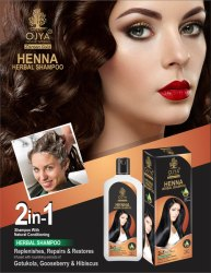 Henna Herbal Shampoo
