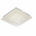 LED Back-Lit Square Panel Down Light - 8W