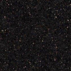 Black Galaxy Granite Slab Stone