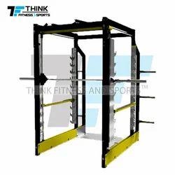 3D Smith Gym Machine