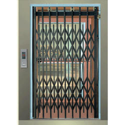 Mild Steel MS Collapsible Elevator, Capacity: 2-4 persons