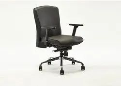 Medium Back Office Chair - Beat With Seat Slide