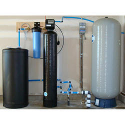 SS Water Softener Plant