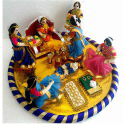 Seemandham Golu Doll Set